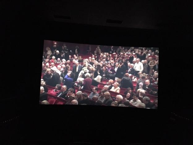 Metropolitan Opera audience